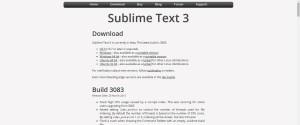 sublimetext3