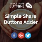 Simple Share Buttons Adder アイコン