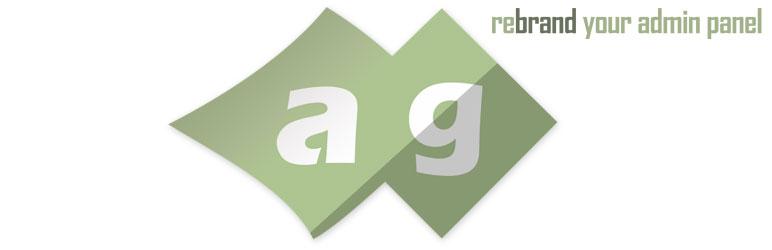 AG Custom Admin メインビジュアル