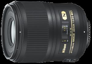 ニコン AF-S Micro NIKKOR 60mm f/2.8G ED
