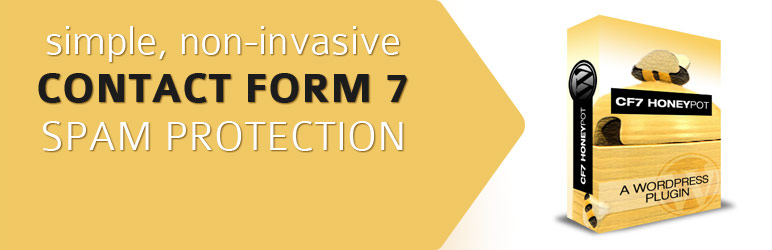 Contact Form 7 Honeypot メインビジュアル